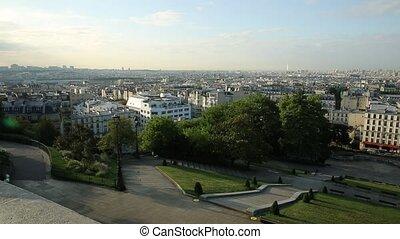 Sacre Coeur skyline