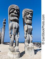 Sacred Statues