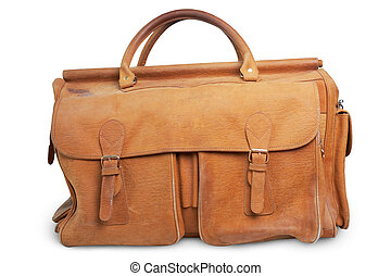sacs, vieux, bagage
