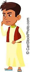 sad boy with ill toot in stomatology clinic cartoon vector. sad boy with ill toot in stomatology clinic character. isolated flat cartoon illustration
