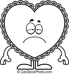 Sad Cartoon Valentine