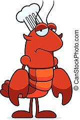 Sad Crawfish Chef