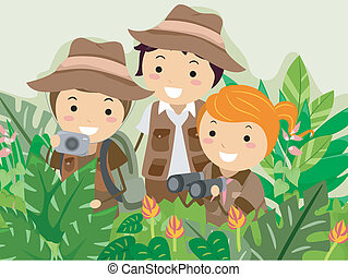 Safari Kids