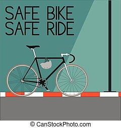 Safe Bike Safe Ride