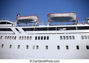safe boats horizontal