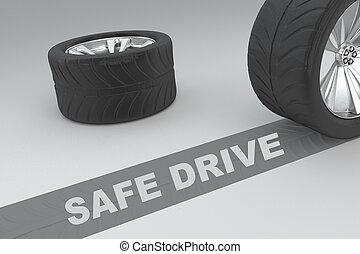 SAFE DRIVE concept