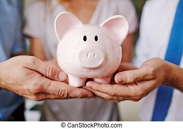 Safe finances