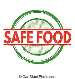 Safe food stamp