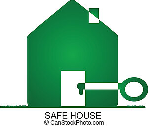 Safe house - Logo