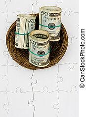 Safe Retirement Savings