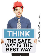 Safe Way is the Best Way