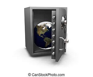 Safe world