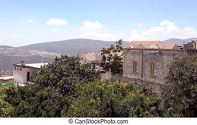 Safed Old City June 2008 - Safed a very spiritual and...