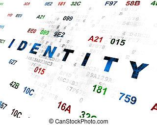 Safety concept: Identity on Digital background