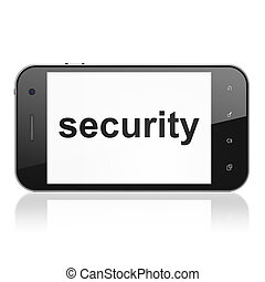 Safety concept: Security on smartphone