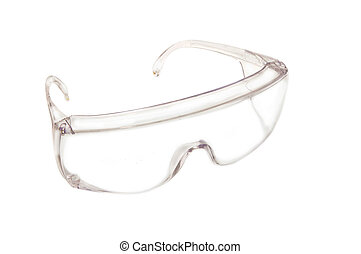 Safety glasses for protection