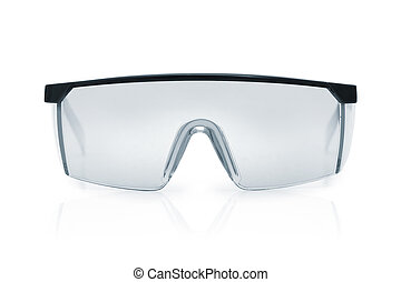 Safety glasses - Goggles or Safety Glasses. Protective...