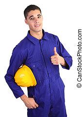 Safety guy