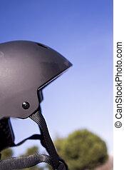 Safety helmet for skates