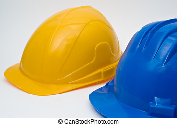 Safety helmet for workers