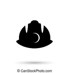 safety helmet, hard hat