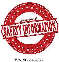 Safety information