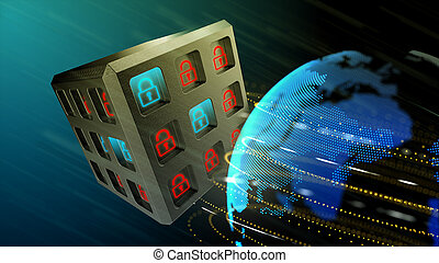Security of information systems background