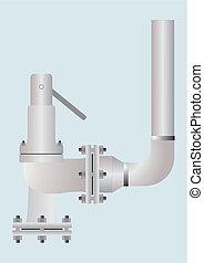 Safety valve.