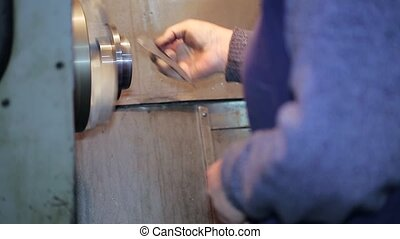 safety when cleaning for CNC - violation of safety...