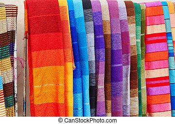safian, dywany, sprzedaż, barwny, tekstylia