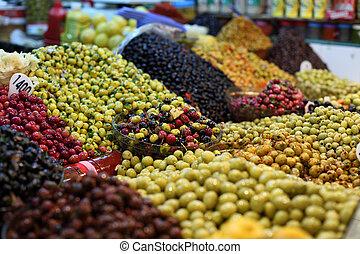safian, oliwki, rabat, sprzedaż, medyna