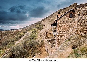 Sagarejo Municipality, Kakheti Region, Georgia. Ancient...