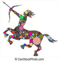 Sagittarius sign - Sagittarius, the astrological symbol