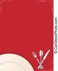 sagoma menu