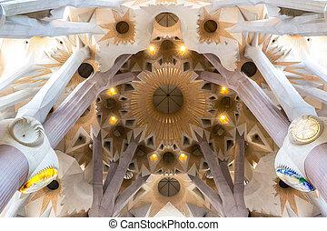 Sagrada Familia Barcelona - Barcelona, Spain - Jun...