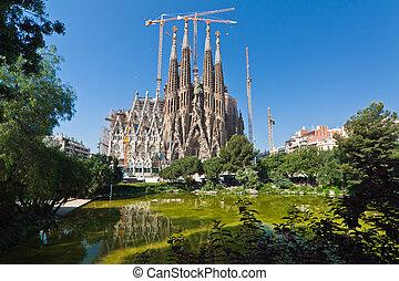 Sagrada Familia L - Sagrada Familia Barcelona
