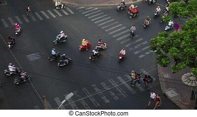 Saigon. Vietnam.