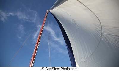 sail of yacht 2