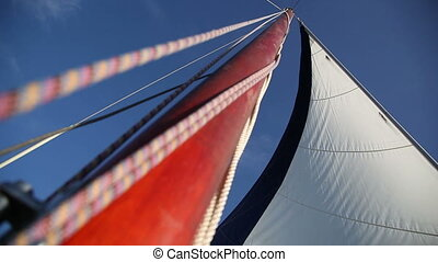 sail of yacht 3 - sail of yacht