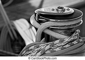 sail winch