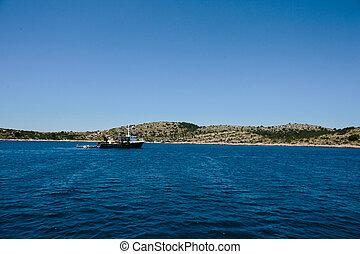 sailboat sailing on ocean