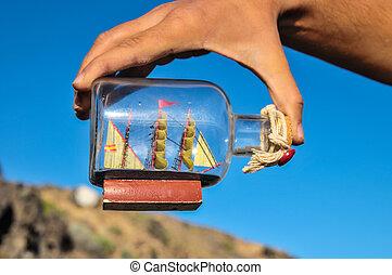 Sailing Boat Vintage Vessel