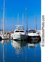 Sailing Boats.
