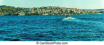 Sailing Bosphorus, Istanbul