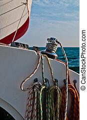 Sailing Lines