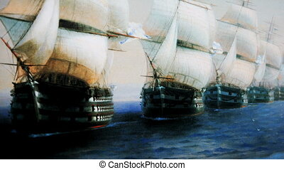 Sailing Squadron  animation