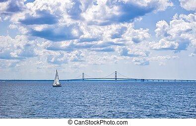 Sailing The Straits