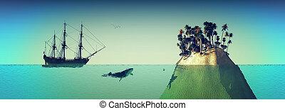 Sailing vintage