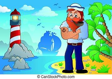 Sailor topic image