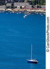 sailship, mer